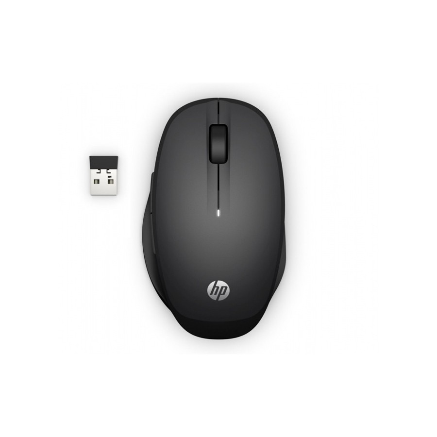 HP Dual Mode Black Mouse 300