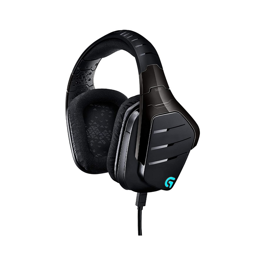 Logitech G633 Artemis Spectrum – RGB 7.1 Dolby and DTS Headphone